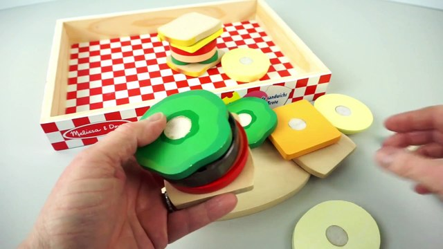 Velcro Toys Learn Food Cutting And Cooking | Velcro Fruit, Veg And Burger | Toy Store -