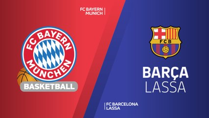 EuroLeague 2018-19 Highlights Regular Season Round 28 video: Bayern 73-71 Barcelona