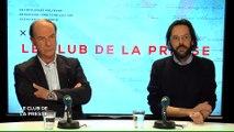 Le Club de la Presse avec Hocine CHABIRA