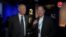 """جون نورمان رئيس الشركة المنظمة لمعرض توت عنخ آمون: الفرعون الذهبي له قصة تاريخية """"ساحرة"""""""