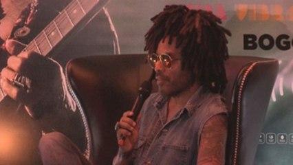 Kravitz se presentará en Bogotá en un concierto donde destaca su autenticidad