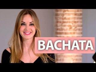 5 pasos básicos de BACHATA para coreografías