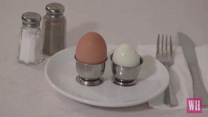 How to Cook The Perfect Hard Boiled Egg
