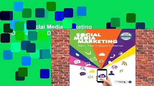R.E.A.D Social Media Marketing D.O.W.N.L.O.A.D