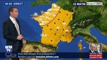 Météo: ciel dégagé et températures douces pour ce vendredi