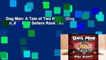 Dog Man: A Tale of Two Kitties (Dog Man, #3)  Best Sellers Rank : #3
