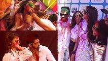 Nia Sharma, Shraddha Arya, Erica Fernandes & others celebrate Holi with Ekta Kapoor | Boldsky