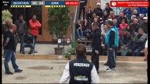 National du Puy Pétanque 2018 : 16ème QUINTAIS vs GIRE