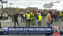 Gilets jaunes: Metz, Nice, Marseille... Les interdictions de manifester se multiplient
