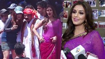 Aarti Chhabria Celebrates Holi with Country club;Watch Video | FilmiBeat