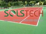 SOLS TECH - EURO 2000, construction et rénovation de courts de tennis et sols sportifs.
