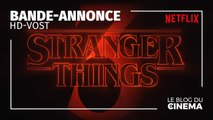 STRANGER THINGS - Saison 3 : bande-annonce [HD-VOST]