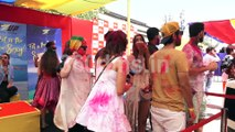 Many TV Celebs Attend Fitzup X Holi District Host Holi Party | Must Watch
