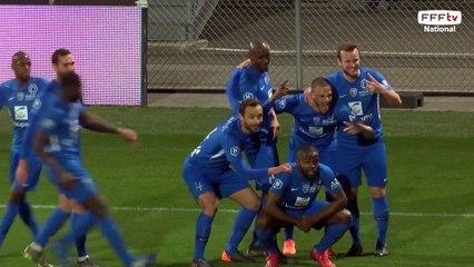 J27 : Bourg-Peronnas 01 - Le Mans FC (3-0), le résumé