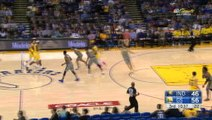 Curry's threes include sensational moves and buzzer beater