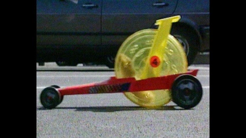 Hamster Drag Racing!!!