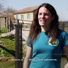 """4G Gers - Témoignage d'Anne-Claire Laberenne, ferme pédagogique """"Le Vallon des rêves"""""""