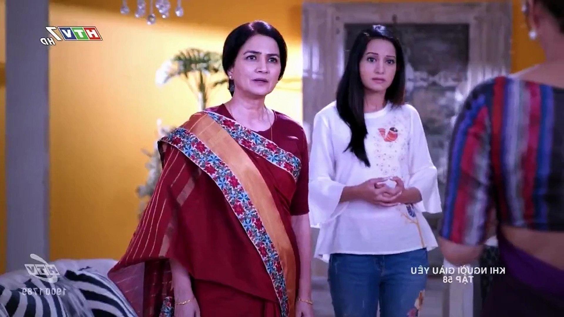 Khi Người Giàu Yêu Tập 58 - khi người giàu yêu tập 59 - HTV7 Lồng Tiếng - Phim Ấn Độ - Phim Khi Nguo