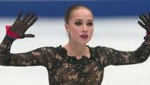 Mondiaux de patinage artistique : Alina Zagitova décroche son 1er titre mondial