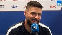 Olivier Giroud invité de Stade Bleu