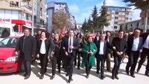 CHP Kadın Kolları Genel Başkanı Köse - AMASYA