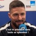 """Olivier Giroud : """"Je dois beaucoup au club de Montpellier"""""""