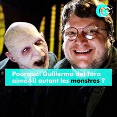 Pourquoi Guillermo del Toro aime-t-il autant les monstres ? l GG