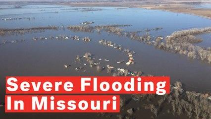 Severe Flooding Prompts Mandatory Evacuations In Missouri