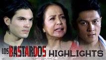 Soledad, pinigilan ang nag-aaway na sina Lorenzo at Connor | PHR Los Bastardos