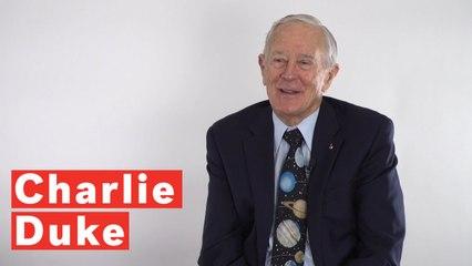 Apollo Astronaut Charlie Duke: We Didn't Spend A Dime On The Moon