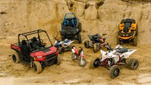 The Great Youth ATV Test
