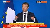 Gilets Jaunes: Le Président Emmanuel Macron défend le recours au dispositif Sentinelle demain - VIDEO