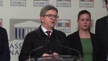 Jean-Luc Mélenchon demande aux militaires de l'opération Sentinelle de ne pas tirer