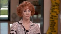 Preview: Kathy Griffin on receiving death threats