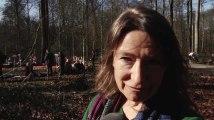 Un hommage aux victimes des attentats du 22 mars au mémorial de la forêt de Soignes