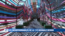 """A la Une : Les incontournables de la Biennale internationale de Design de Saint-Etienne / La grève chez Carlson Wagonlit / Joyeux anniversaire """"Jean Monnet"""""""