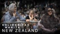 Aksi Solidaritas Wanita New Zealand Kenakan Jilbab