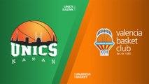UNICS Kazan - Valencia Basket Highlights | 7DAYS EuroCup, SF Game 2