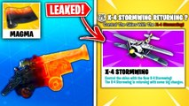 Top 5 LEAKED Fortnite Items - Features COMING SOON | FORTNITE Battle Royale