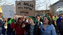 Charleroi: 200 personnes ont marché pour le climat
