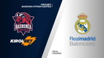 KIROLBET Baskonia Vitoria-Gasteiz - Real Madrid Highlights | Turkish Airlines EuroLeague RS Round 28