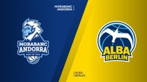 MoraBanc Andorra - ALBA Berlin Highlights | 7DAYS EuroCup, SF Game 2