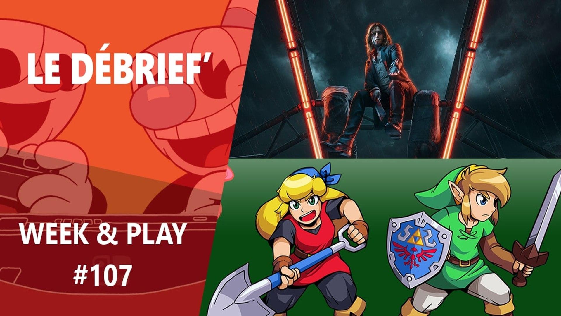 Débrief' : Cuphead sur Switch, Quantic Dream sur PC, Bloodlines 2, et Cyberpunk 2077