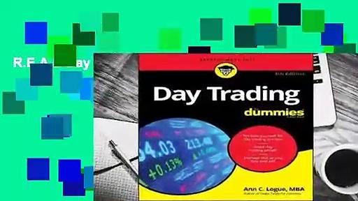 R.E.A.D Day Trading for Dummies D.O.W.N.L.O.A.D