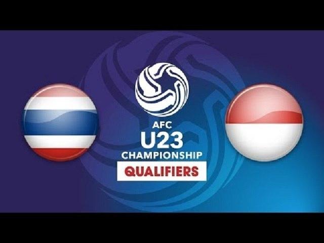 TRỰC TIẾP | U23 THÁI LAN vs U23 INDONESIA | VFF Channel