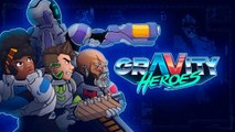 Gravity Heroes - Trailer d'annonce