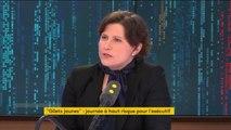 """Manifestations des """"Gilets jaunes"""" : """"Il est hors de question que les soldats ouvrent le feu"""" (Roxana Maracineanu)"""