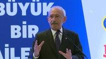 Kılıçdaroğlu : 'Uygulanmayan bir sigorta dalı var. Aile yardımları sigortası' - ANKARA
