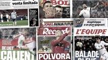 CR7 fait un flop pour son retour avec le Portugal, la presse anglaise célèbre Raheem Sterling en héros