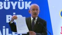 Kılıçdaroğlu : 'Asgari ücret vergi dışı kalması lazım' - ANKARA